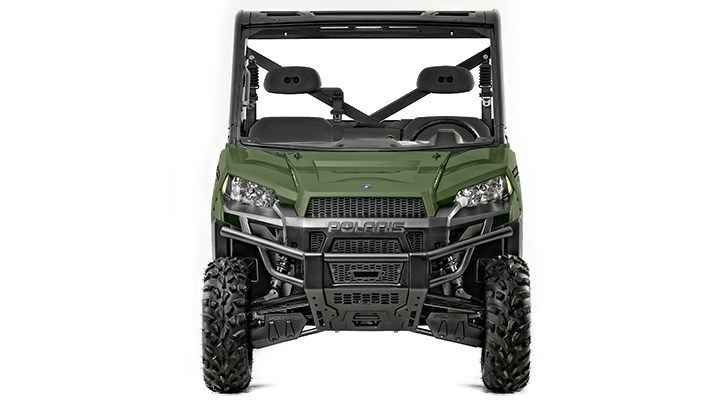 New 2016 Polaris Ranger® Diesel HST ATVs For Sale in North Carolina. SAVE $2200 OFF RETAIL NO FEES RANGER HST SAGE GREEN Factory-installed Cab with Heat, Defrost and A/C/li> Treadle pedal to travel FWD and REV without shifting gears Factory-installed Cab with Heat, Defrost and A/C