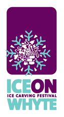 Welcome To The Ice On Whyte Festival - Ice On Whyte January 24 to February 2, 2014. Edmonton Alberta Canada.