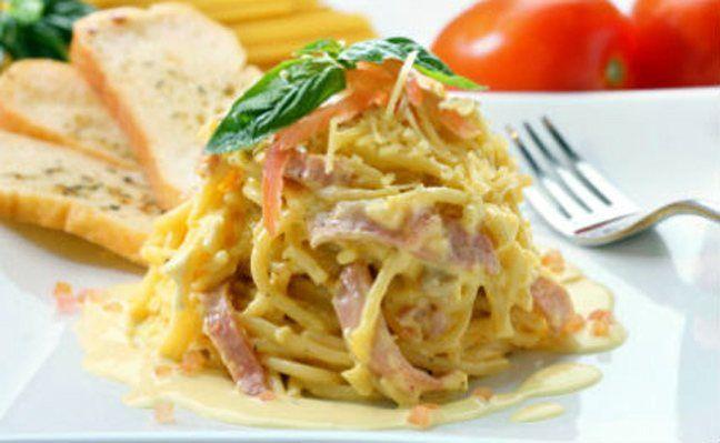 Φτιάξτε αυθεντική ιταλική καρμπονάρα - http://www.daily-news.gr/cuisine/ftiaxte-afthentiki-italiki-karmponara/