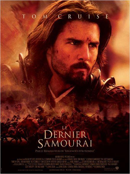 Affiche du film Le Dernier samouraï streaming