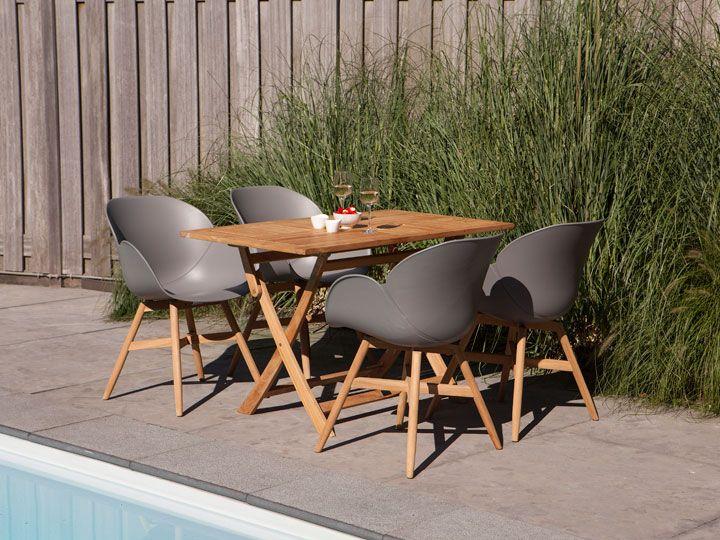 Die besten 25+ Gartenmöbel rattan grau Ideen auf Pinterest graue - gartenmobel aus stein selber bauen