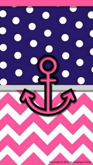 girly anchor backgrounds wwwimgkidcom the image kid