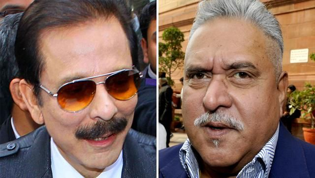 Subrata Roy and Vijay Mallya: One went after investors, the other banks | business | Hindustan Times