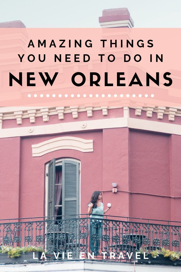 Amazing Things to do in New Orleans