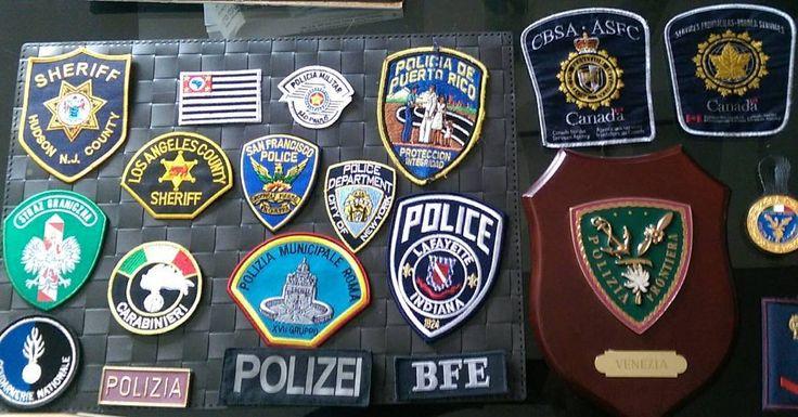 #international #police #policepatches #trading #police #polizia #policia #Militarypolice #carabinieri #guardiacivil #mossosdesquadra #policiamilitar #gendarmerienationale #sherrif #USA #italy #poland #france #brasil #puertorico #germany #canada #thinblueline #thinbluelinefamily by alejandro8788