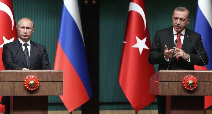 Έκτακτη συνάντηση Πούτιν και Ερντογάν αρχές Αυγούστου