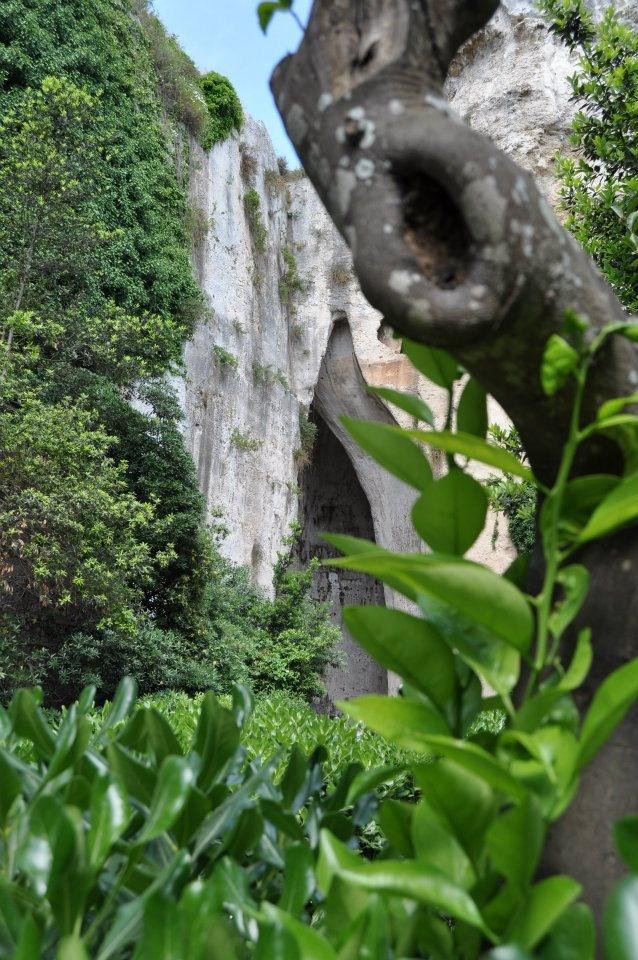 Parco archeologico Siracusa - Foto di Gaetano Laura Scariolo
