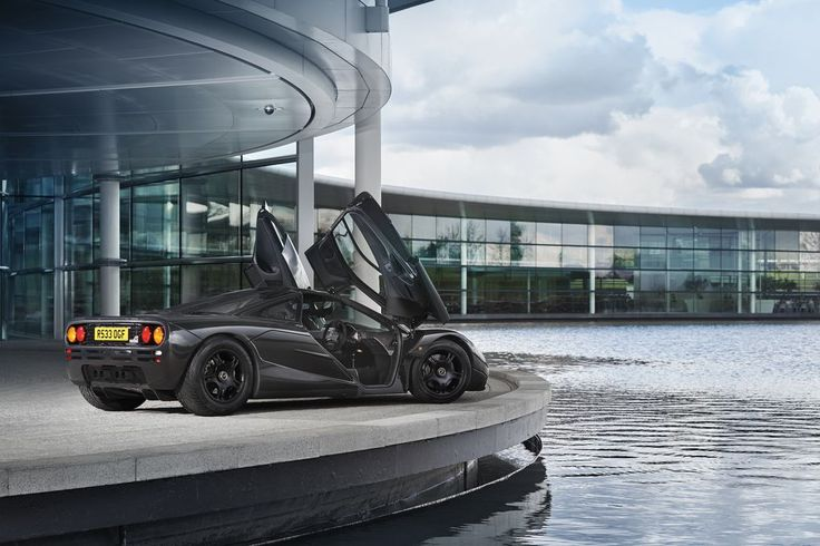 McLaren has an F1 for sale, which is a big deal   The Verge