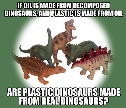 Mind-blowing dinosaur realization…