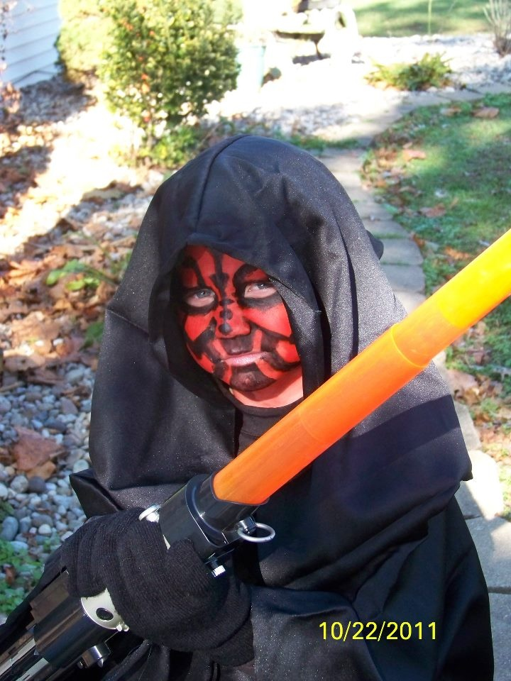 Homemade Darth Maul Costume 1000+ images about Sta...