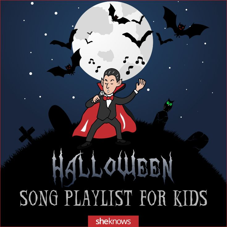 Kid-friendly Halloween Songs To Rock Your Little Ghouls
