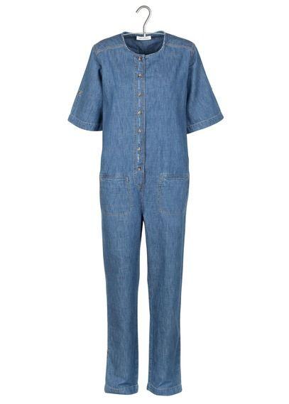 E-shop Combinaison En Jean Nice Bleu Gat Rimon pour femme sur Place des tendances Groupe Printemps. Retrouvez toute la collection Gat Rimon pour femme.