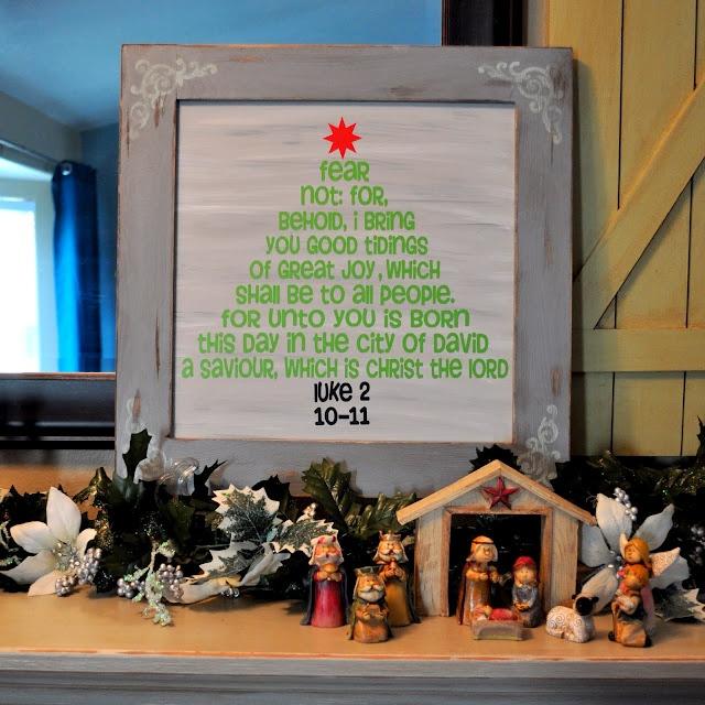 Christmas Tree Luke 2