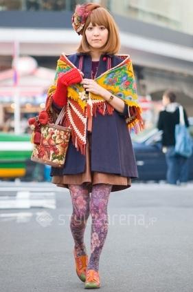 sachi's STYLE -TOKYO STREET STYLE | スタイルアリーナ style-arena.jp