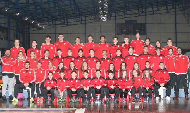 Mε 40 αθλητές στο Πανελλήνιο Πρωτάθλημα!