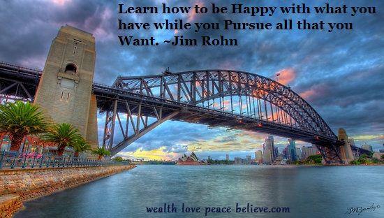 Sydney Australia www.wealth-love-peace-believe.com