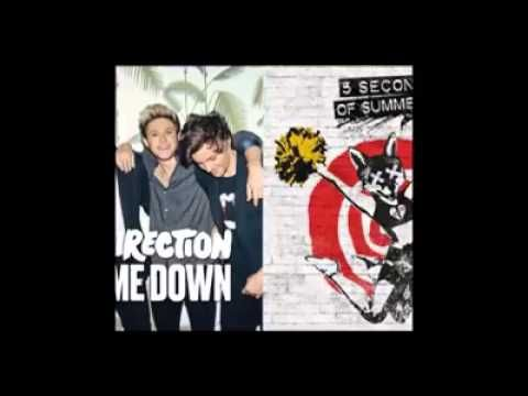Drag me down & Shes kinda hot mashup - YouTube THIS IS FIRE ( it's amazing ) LISTEN TO IT PLZ