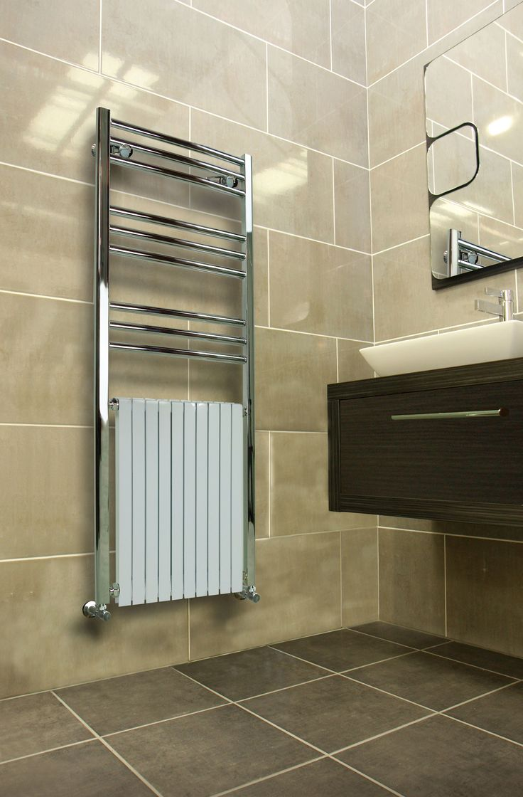 Introducing the Vogue Harmonique Heated Towel Rail