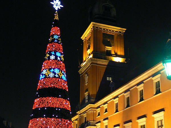 Warsaw Christmas Markets. The dates of the Christmas markets, period of Christmas markets, hotels, dates, hours, information, where to stay