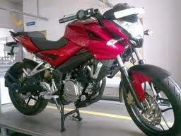 Bajaj Discover 125 ST Bike