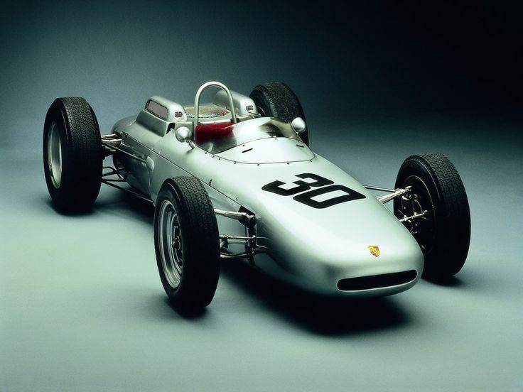 Superbe Cooler Than Before   1962 Porsche 804 Formula 1 Car