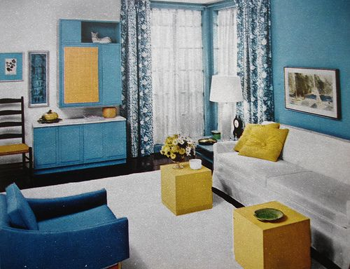 Best  S Home Decor Ideas On Pinterest Vintage Furniture - 60s home decor