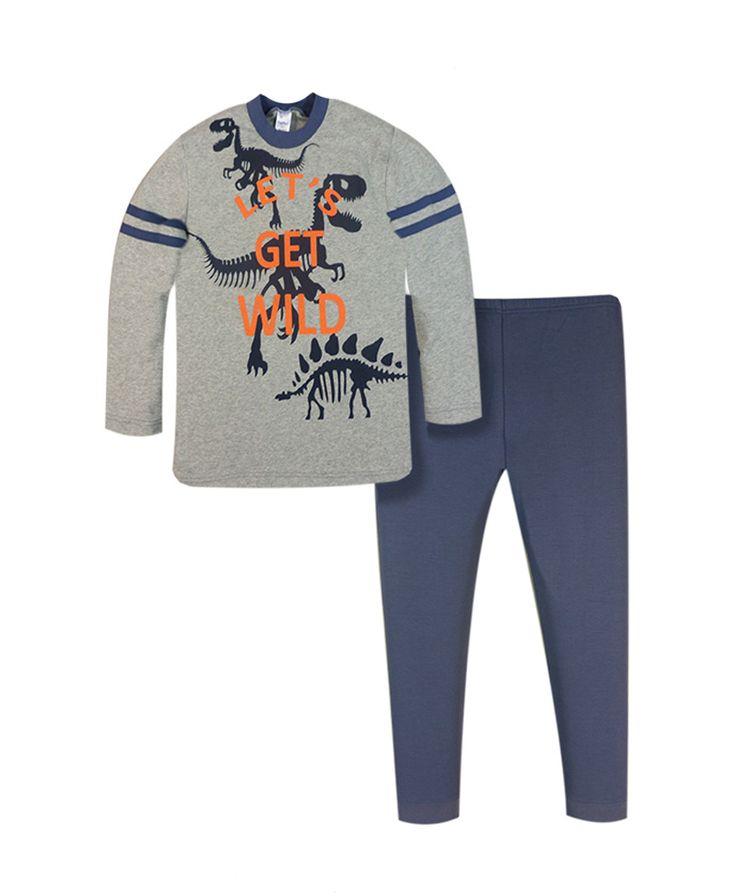 Πυτζάμα Χειμερινή Αγόρι | Poulain.gr #poulain #παιδικά_ρούχα_poulain #παιδικά_ρούχα #πυτζάμα #πυτζάμες