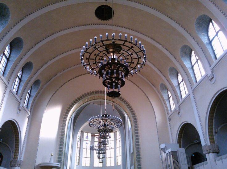 Church, Kallio