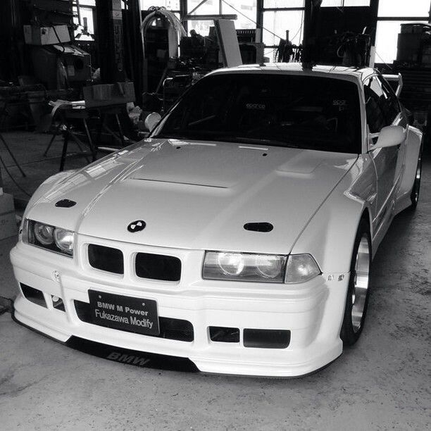 Bmw 316ti Compact Turbo Kit: BMW E36 M3 GTR (Japan) Love #Drifting Check Out
