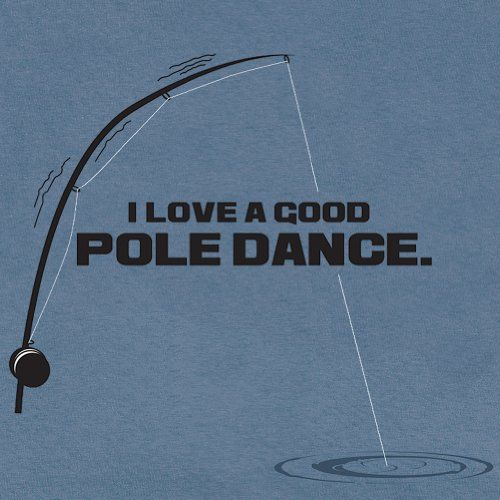 A good pole dance with perky bobbers ;) haha http://binkspoons.com
