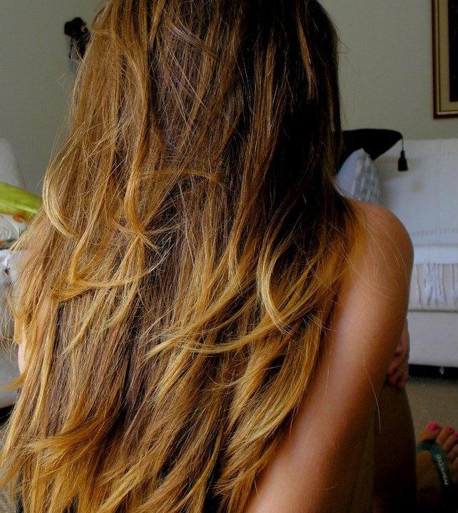 blonde highlights, hair, highlights