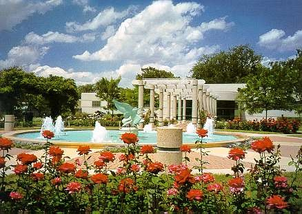 Rose Garden Saginaw Michigan