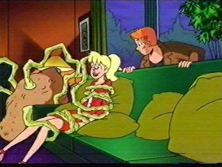 """Betty Cooper (Archie's Weird Mysteries : """"Attack Of The Killer ..."""