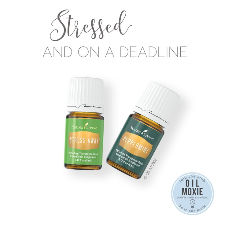 Best at school and at work diffuser combo (3 drops each) EVER!!! Oh my gosh….the combo of Peppermint and Stress Away SMELLS SOOOOO GOOD!!!! Peppermint promotes focus, while Stress Away promotes relaxation! :)