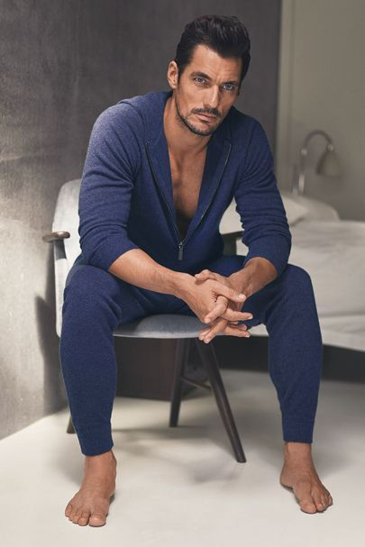 Buy this, look as good as David Gandy in the bedroom...IMHO, I don't think any man could ever look as good as David...regardless of what he wears....just sayen...