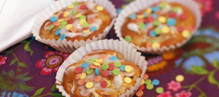 Muffin appel (12 stuks)