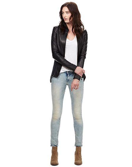 Danier : women : jackets & blazers : |leather women jackets & blazers 110050015|