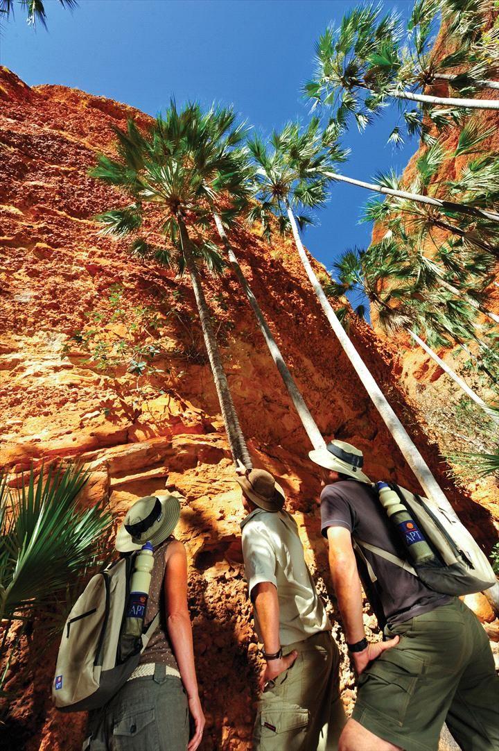 APT Kimberley Wilderness Adventures
