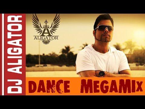 DJ Aligator - Dance Megamix - YouTube