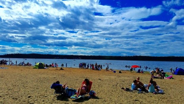 SUMMER DAY TRIPS! 13 OF THE BEST FAMILY FRIENDLY BEACHES IN ALBERTA