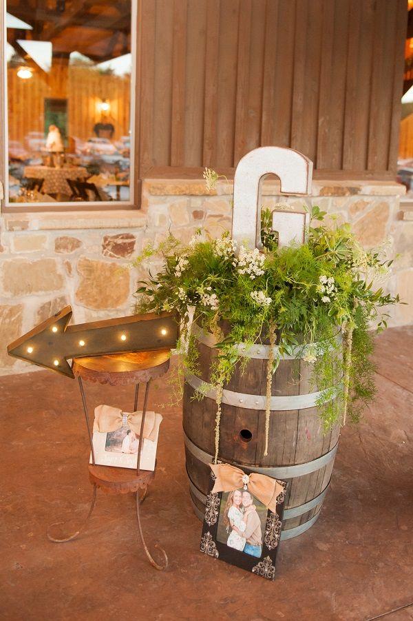 Oklahoma City Wedding Venue In Edmond Wine Barrel Wedding Decor Oklahoma Wedding Venues Barrel Wedding