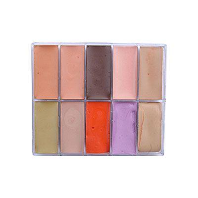 Maqpro Petite Fard Creme Palette AB03 www.love-makeup.co.uk