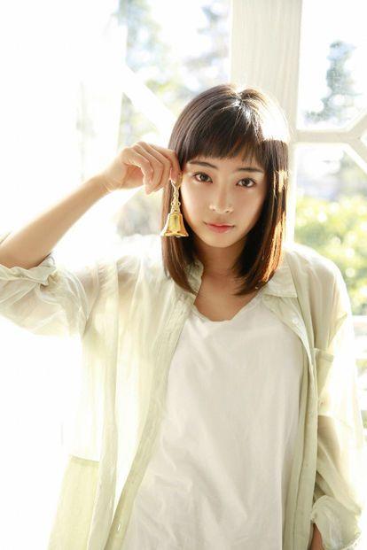 広瀬すず Suzu Hirose Japanese actress