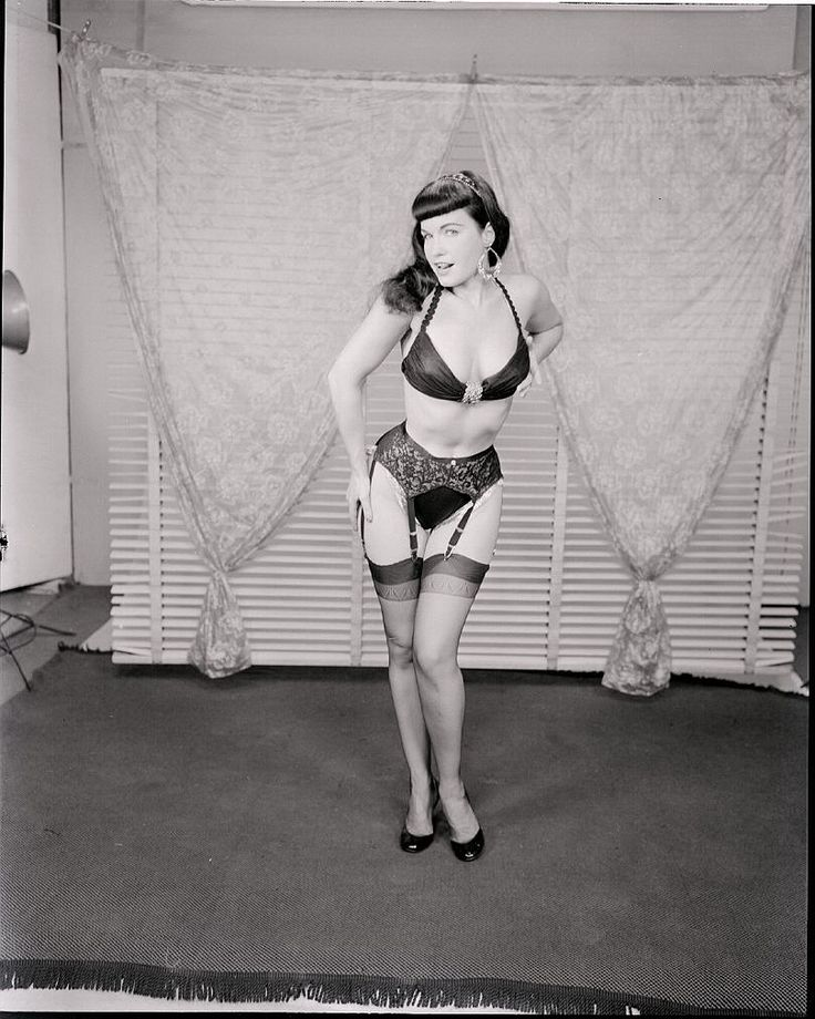 Betty Page Photos: 327 Best Images About BETTIE PAGE