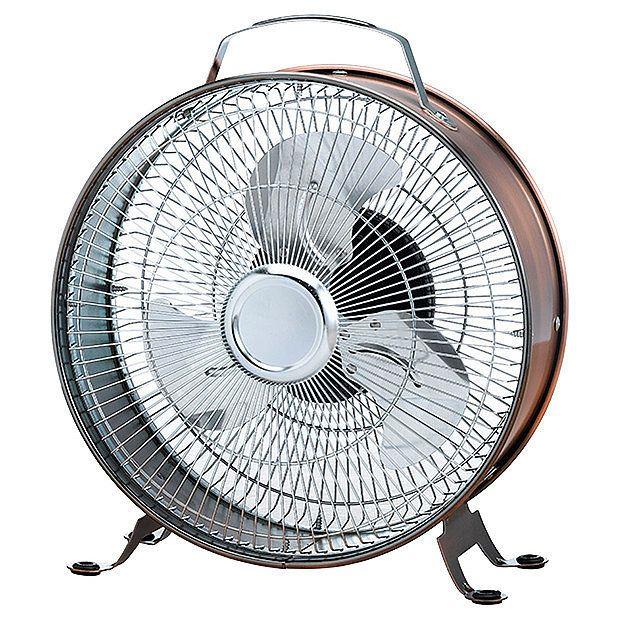 Target Retro Copper Fan, $15