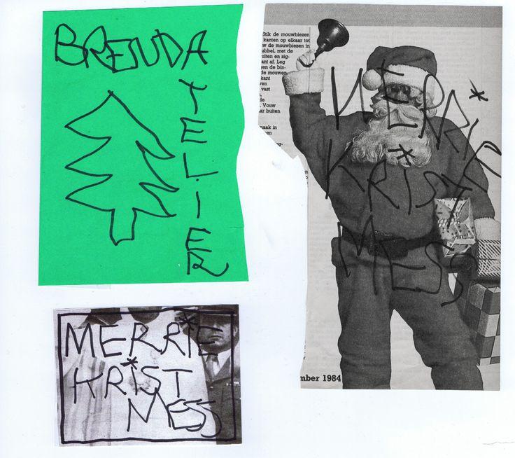 postcard series, Works on paper, 2015