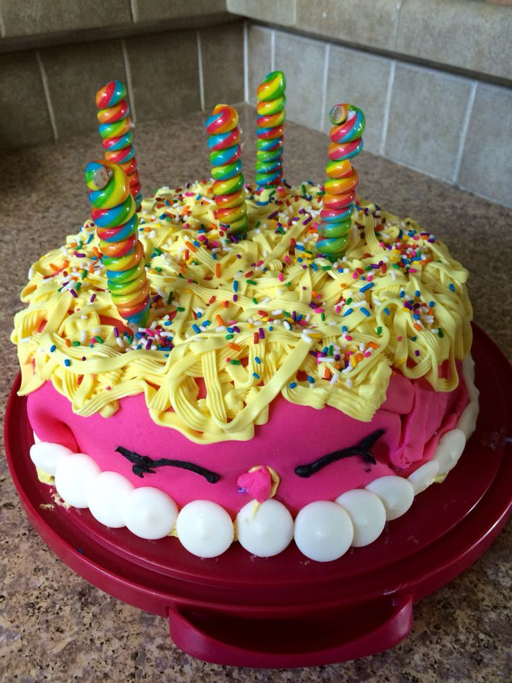 Pictures of birthday cakes made at walmart