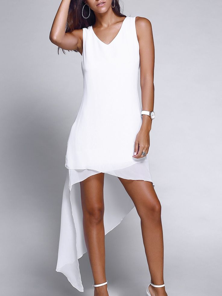 263 best white ala white images on pinterest cute - White dress party ...