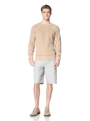 Ben Sherman Men's Round Neck Sweater (Dirty Honey)