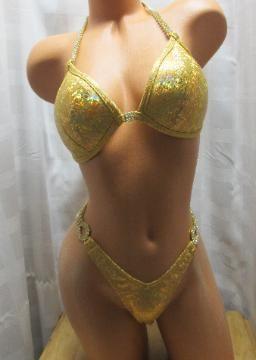 Caries Posing Suits - Figure Competition Posing - npc bikini suits